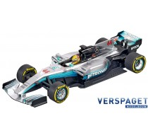 Mercedes F1 W08 EQ Power L. Hamilton -30840