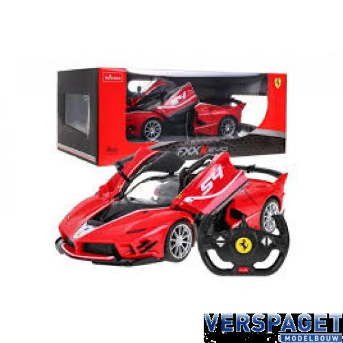 FERRAR FXX EVO red 1/14 -RS79200