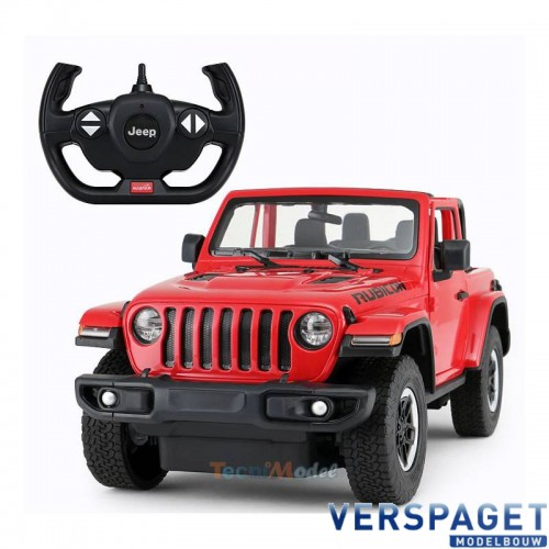 JEEP WRANGLER JL red 1/14 -RS79400
