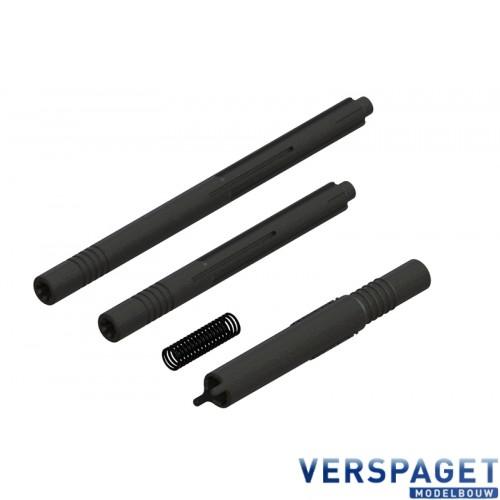 Composite Centre Slider Driveshaft Set -AR310795