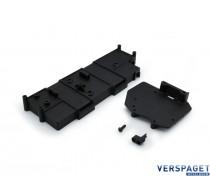 SCA-1E Battery Box & ESC Mount Plate -15829