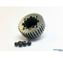 SCA-1E Optional Metal Gear Differential -15978