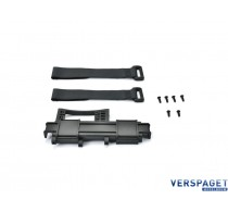 SCA-1E Chassis Mounted Servo And Forward Mounted Battery Tray Set -15980