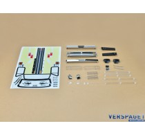 SCA-1E 1976 Ford F-150 Body Parts Set -15989