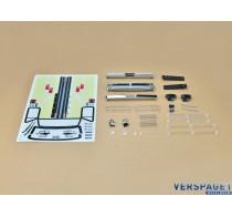 SCA-1E 1976 Ford F-150 Body Parts Set -15989