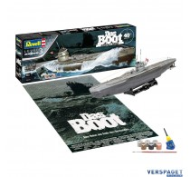 Gift Set Das Boot Movie 40th Anniversary  -05675