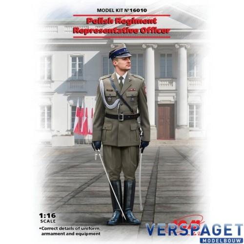 Polish Regiment Representative Officer  -16010