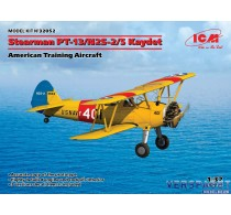 Stearman PT-13/N2S-2/5 Kaydet, American Training Aircraft -ICM35052