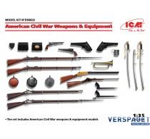 American Civil War Weapons & Equipment -ICM35022