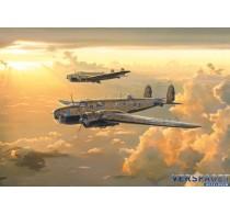 FIAT BR.20 Cicogna - Battle of Britain -1447