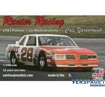 Ranier Racing 1983 Pontiac LeMans driven by Cale Yarborough  -RRLM1983D