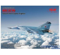 MiG-25 PD, Soviet Interceptor Fighter -ICM72177