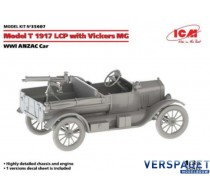 Model T 1917 LCP w Vickers MG WWI ANZAC car -icm35607