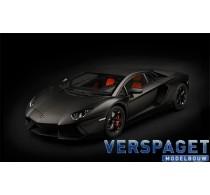 Lamborghini Aventador LP 700-4 Black Edition