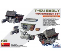 T-54 EARLY TRANSMISSION SET -37051