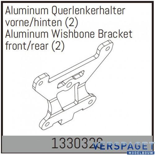Aluminum Wishbone Bracket front/rear -1330326