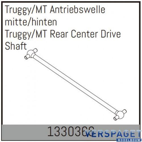 Truggy/MT Rear Center Drive Shaft -1330366