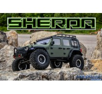 """Crawler CR3.4 """"SHERPA"""" GROEN RTR -12013"""