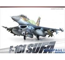 F-16I SUFA -12105