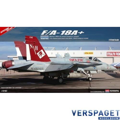 USMC F/A-18A+ VMFA-232 RED DEVILS -12107