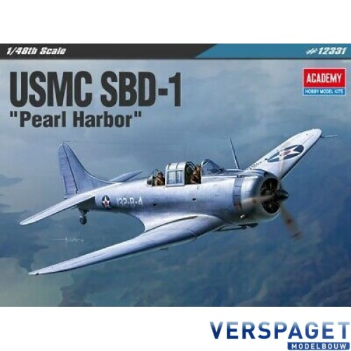 USMC SBD-1 Pearl Harbour -12331