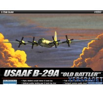 USAAF B-29 Old battler -12517