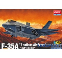 F-35A 7 nations Air Force -12561