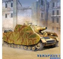 German Strumpanzer IV Brummbär Ver.Mid -13525