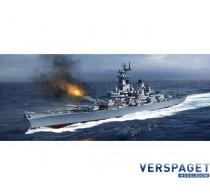 US Navy Battleship USS Missouri BB-63 -14401