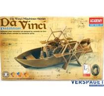 Leonardo da Vinci Paddle Boat -18130
