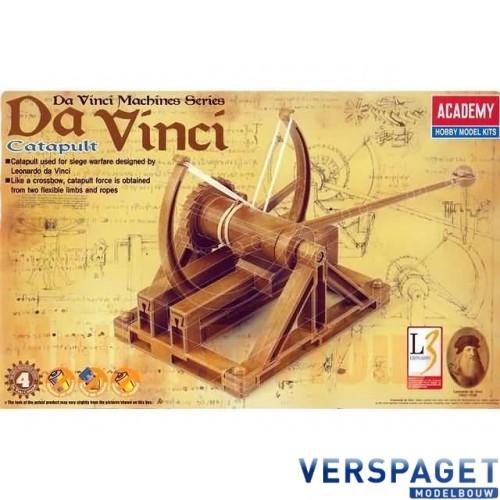Leonardo da Vinci Catapult -18159