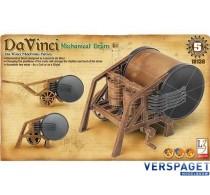Leonardo da Vinci Mechanical Drum -18138