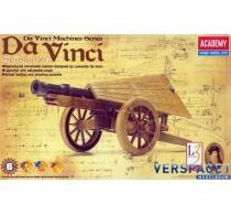 Leonardo da Vinci Spingarde -18142