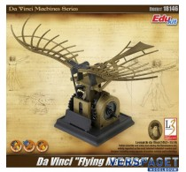 Leonardo da Vinci Flying Machine -18146