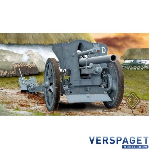German le FH18 10,5 cm Field Howitzer -72216
