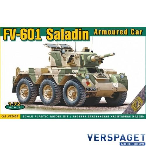 FV-601 Saladin Armoured car -72435