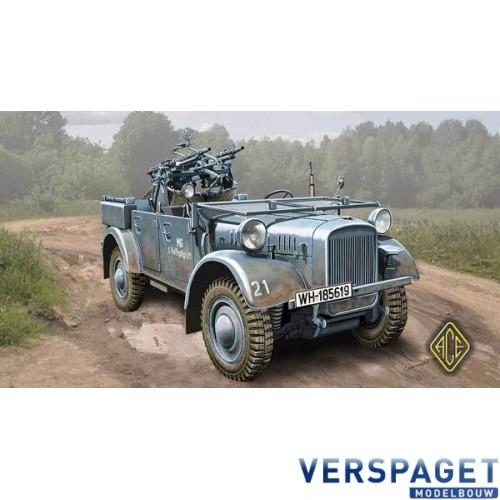 Kfz.4 Truppenluftschutzkraftwagen - A.A. motor vehicle  -72512