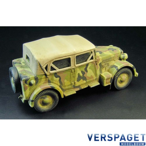 Italian light military vehicle 508 CM Coloniale -72548