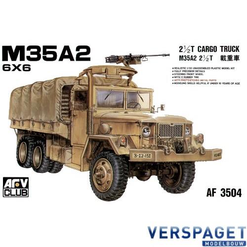 American 6x6 truck M35A2 2 1/2 ton -AF35004