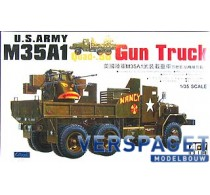 M35A1 Quad-.50 GUN TRUCK -AF35034