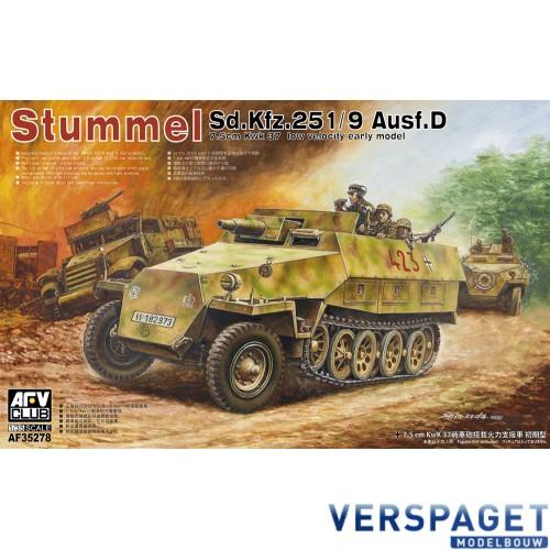 Stummel Sd.Kfz.251/9D -AF35239