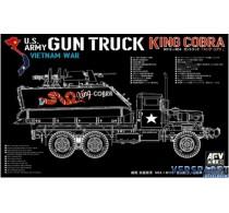 Gun truck King Cobra M54 with M113 -AF35323