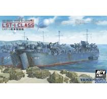 WWII US Navy Type II LSTs Lst-1 Class Tank Landing Ship -SE73515