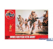 WWII British 8th Army -AF00709