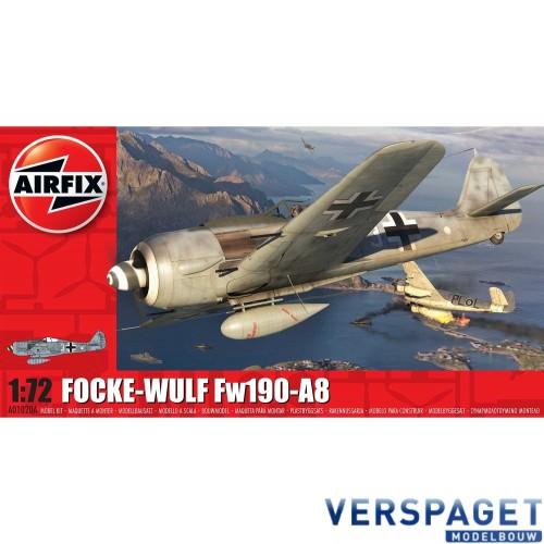 Focke-Wulf Fw190A-8 -AF01020A