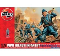 WWI French Infantry -AF01728