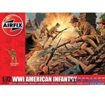 WWI US Infantry  -AF01729