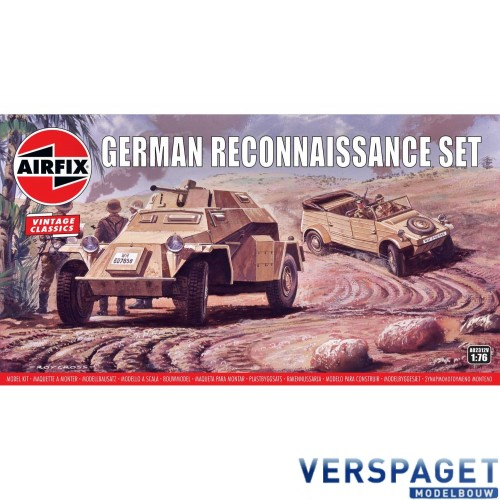 German Reconnaisance Set -AF02312V