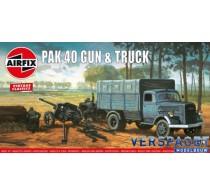 Opel Blitz & Pak 40 Gun -AF02315V