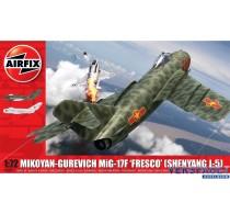 Mikoyan-Gurevich MiG-17F Fresco -AF03091